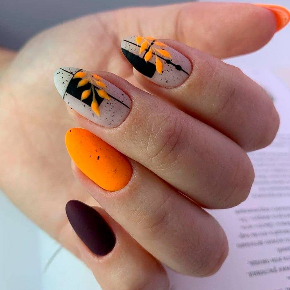 Fall Nail Design Ideas