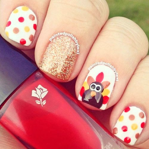Thanksgiving Nails Ideas to Inspire You picture 5
