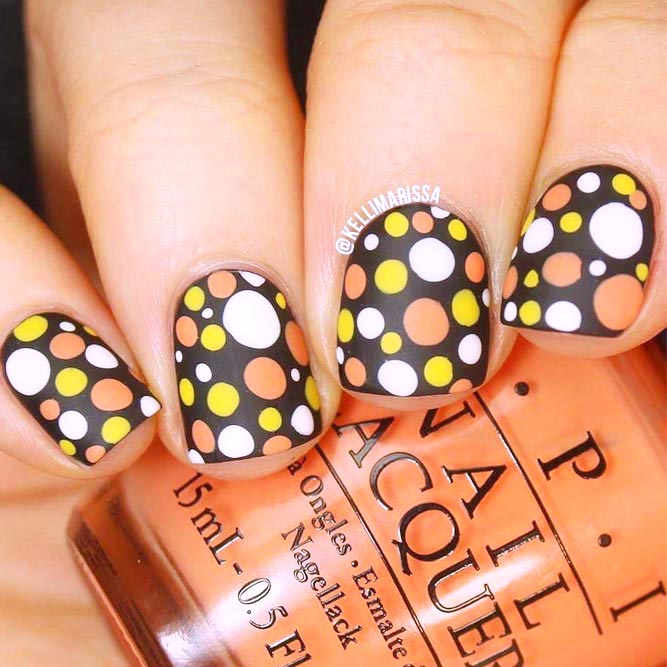 Easy Fall Nail Designs picture 5