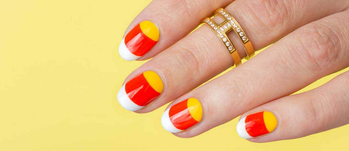 18 Thanksgiving Nails Ideas for 2018 We\'re Nuts About