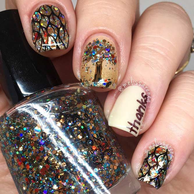 Thanksgiving Nails Ideas to Inspire You picture 4