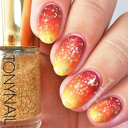 Easy Fall Nail Designs picture 1
