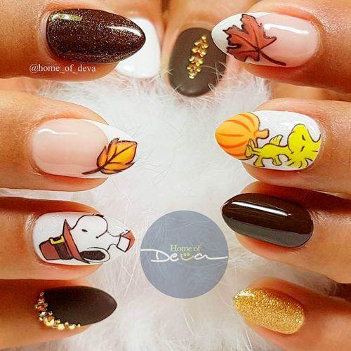 Pilgrim Nail Design