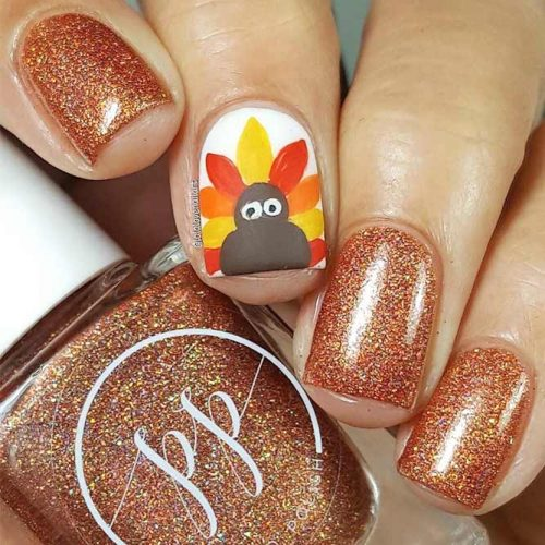 Thanksgiving Nails Ideas to Inspire You picture 1
