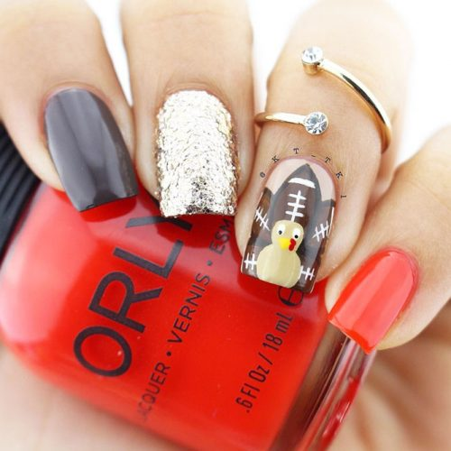 Thanksgiving Nails Ideas to Inspire You picture 2