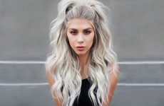 Bombshell Ideas for Blonde Hair with Highlights