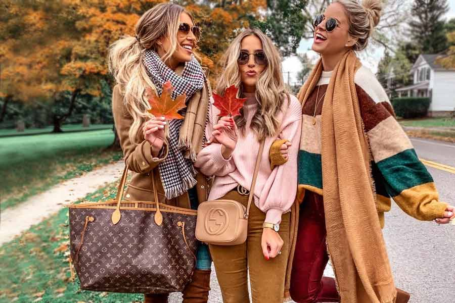 Casual Fall Outfits for Landmark Events