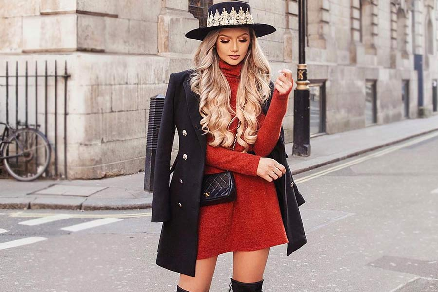 Sassy Date Night Outfits that Turn Up the Heat