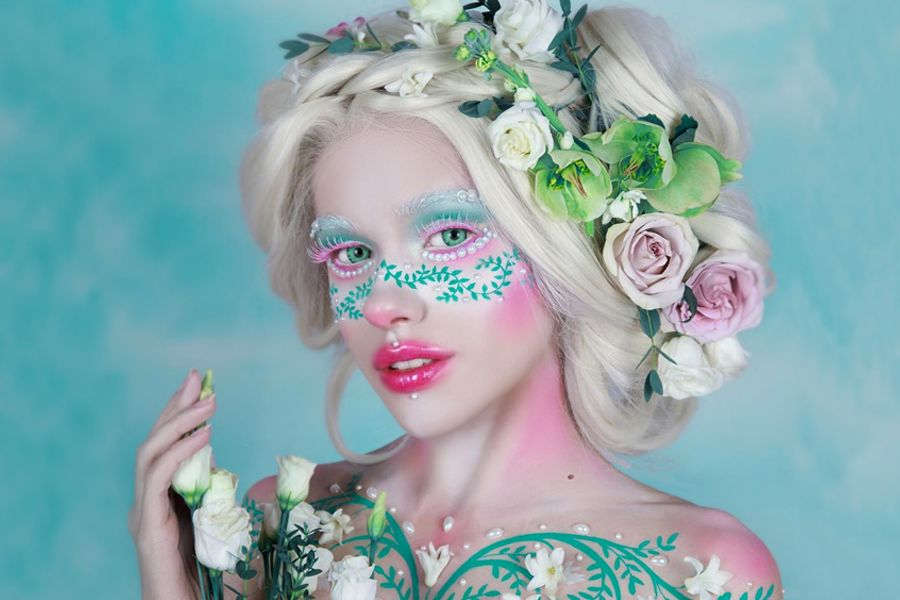 Fantasy Makeup Ideas to Learn What it's Like to Be in the Spotlight
