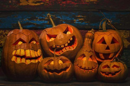 42 Amazing Pumpkin Carving Ideas Your Should Try This Halloween