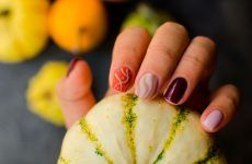 49 Irresistible Thanksgiving Nails Ideas For Every Taste