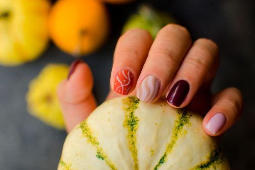 Irresistible Thanksgiving Nails Ideas For Every Taste