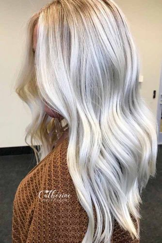 Light Ash Blonde Hair Color Melissa Caroline Hudson