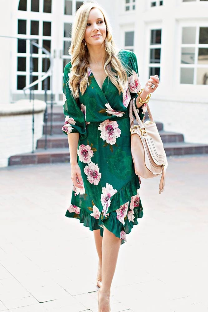 Print Smart Casual Dresses picture 1
