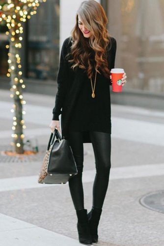 Classic christmas outfits Ideas with Pants picture 3