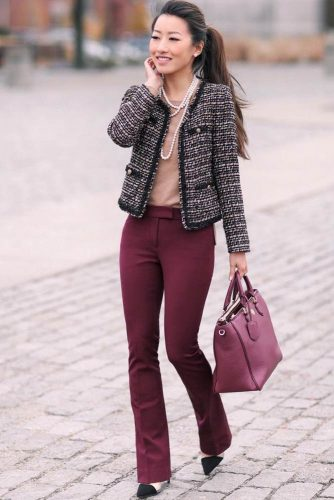 Classic christmas outfits Ideas with Pants picture 2