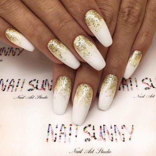White Coffin Nails Picture 6