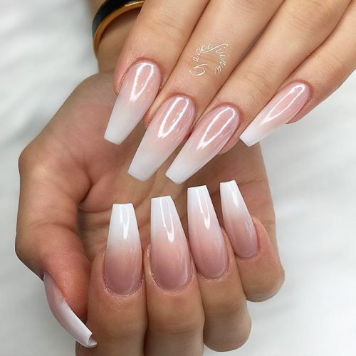 Long Coffin Nail Designs with Pastel Colors Picture 6