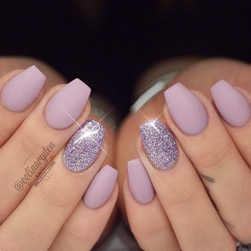 Short Coffin Nail Ideas Picture 3