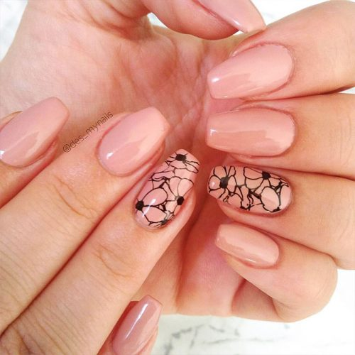 Short Coffin Nail Ideas Picture 5