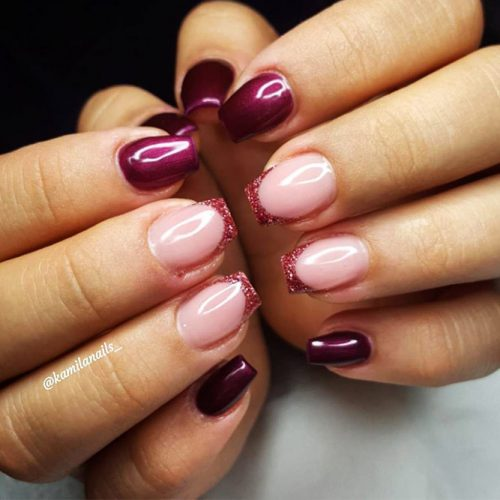 Short Coffin Nail Ideas Picture 4