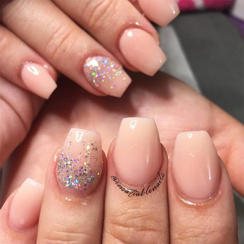Short Coffin Nail Ideas Picture 1