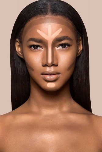 How to Contour for Medium and Dark Skin Tones picture 3