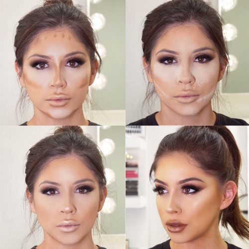 How to contour in Real Life picture 1