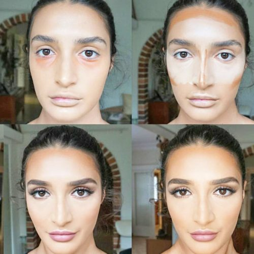 How to contour in Real Life picture 3
