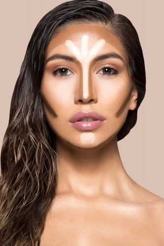 How to Contour for Medium and Dark Skin Tones picture 1
