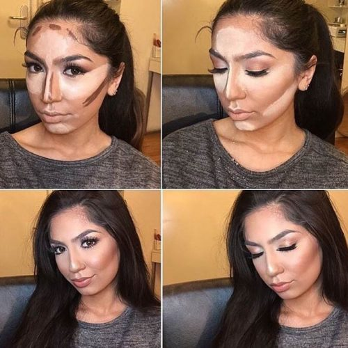 How to contour in Real Life picture 4