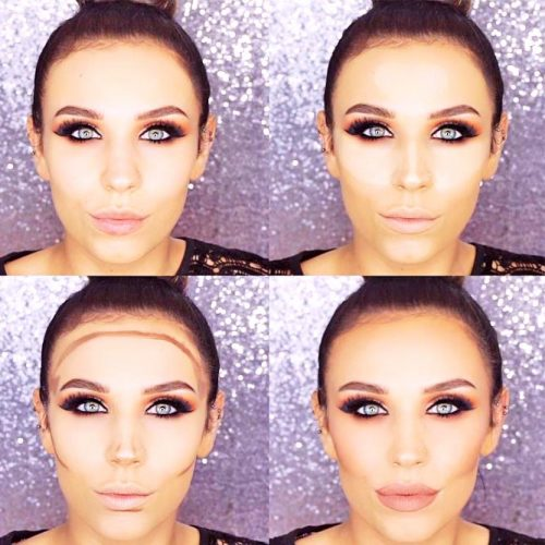How to contour in Real Life picture 6