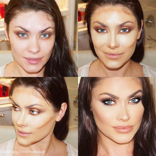 How to contour in Real Life picture 5