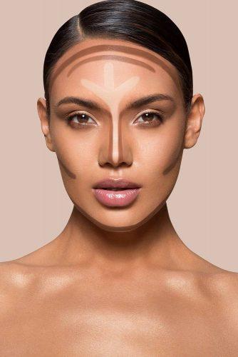 How to Contour for Medium and Dark Skin Tones picture 2