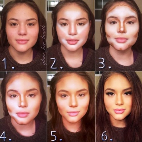 Easy Contouring Makeup Tutorials picture 2