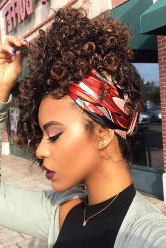 Curly Hairstyles for Short Hair Picture 3
