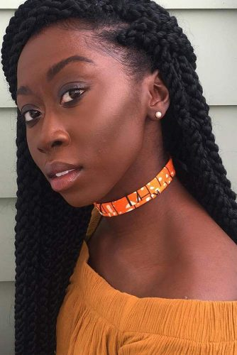 African Braids Hairstyles for Sexy Look Picture 6