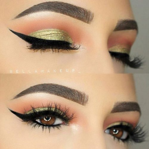 Stunning Eyes Makeup picture 3