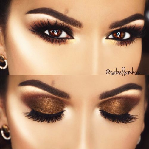 Perfect Eye Makeup For Hooded Eyes picture 3