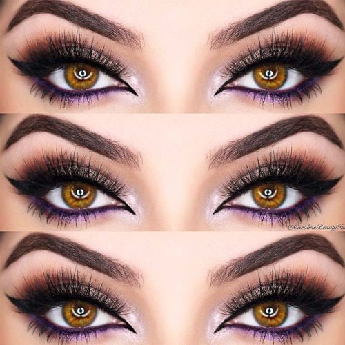 Cat Eye Makeup Looks for Hooded Eye Shape picture 1