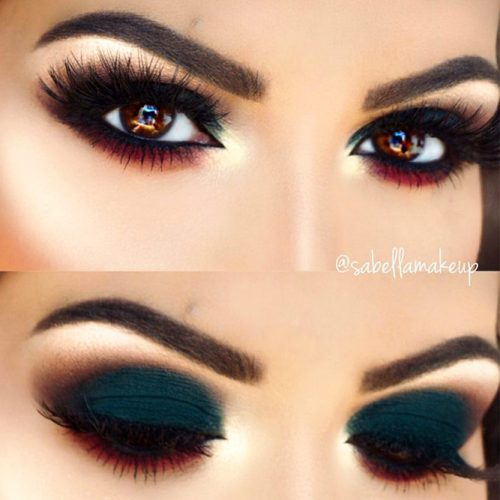 Party Smokey Makeup for Hooded Eyes picture 3