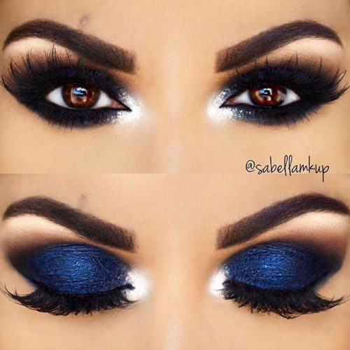 Perfect Eye Makeup For Hooded Eyes picture 2