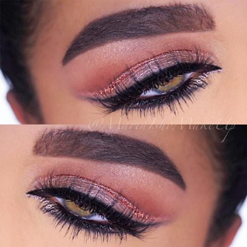 Cat Eye Makeup Looks for Hooded Eye Shape picture 6