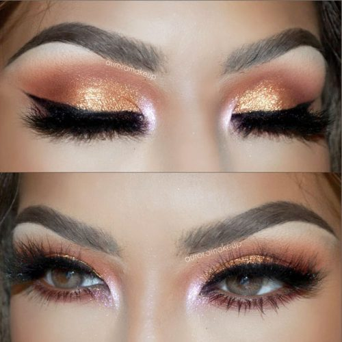 Stunning Eyes Makeup picture 2
