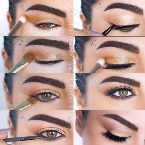 Easy Hooded Eyes Makeup Tutorial Idea picture 5