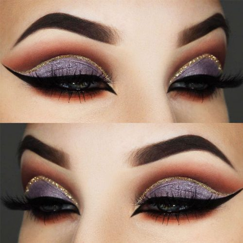 Cat Eye Makeup Looks for Hooded Eye Shape picture 5
