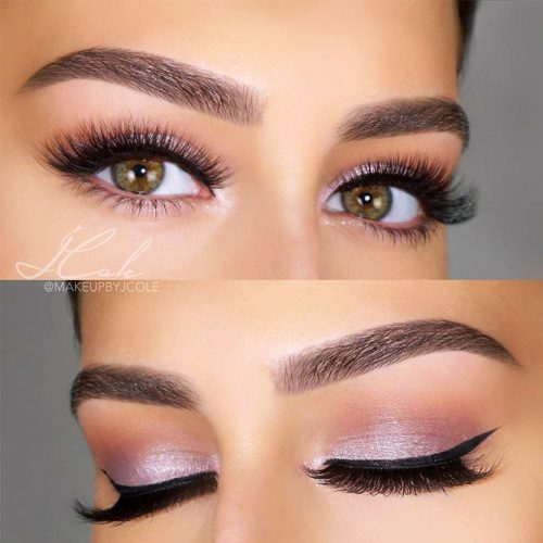 Natural Hooded Eyes Makeup Ideas picture 6