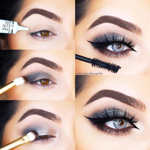 Easy Hooded Eyes Makeup Tutorial Idea picture 4