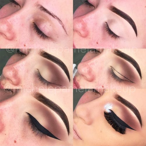 Easy Hooded Eyes Makeup Tutorial Idea picture 6