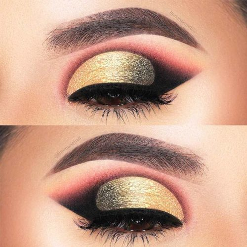 Party Smokey Makeup for Hooded Eyes picture 5